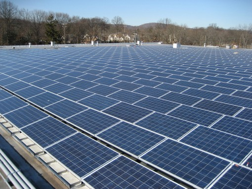 Three commonly used solar power systems that are used for homes