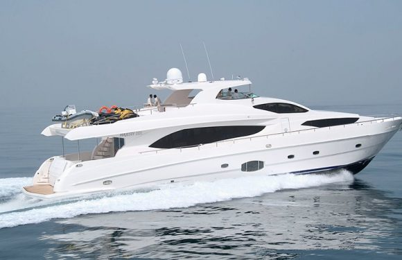 Things to do before renting out a yacht