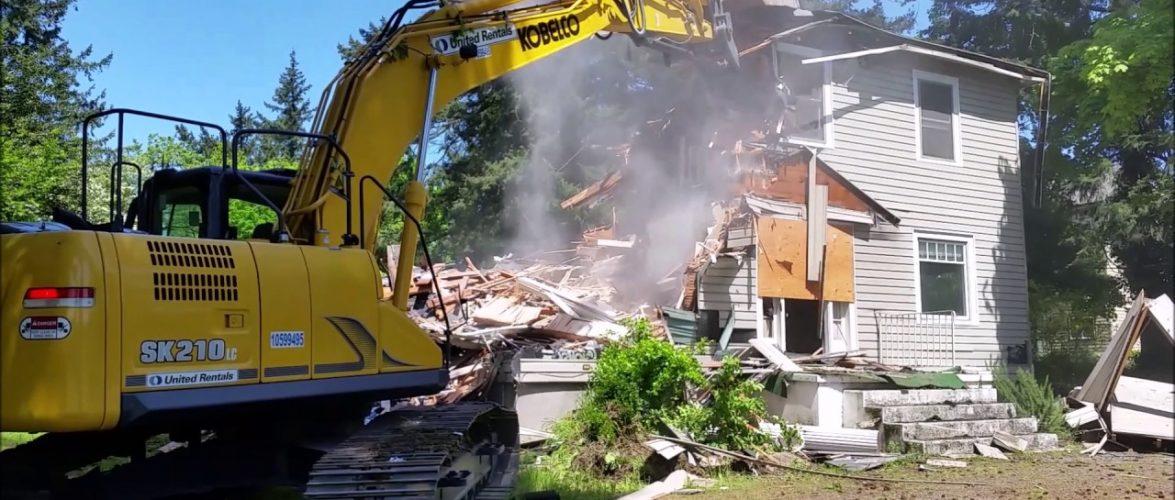 A few commercial FAQs about demolition
