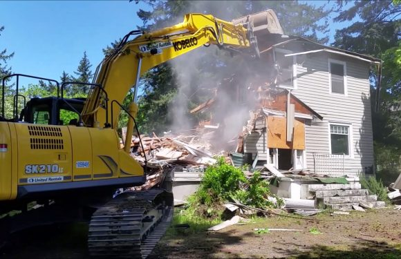 A few commercial FAQs about demolition