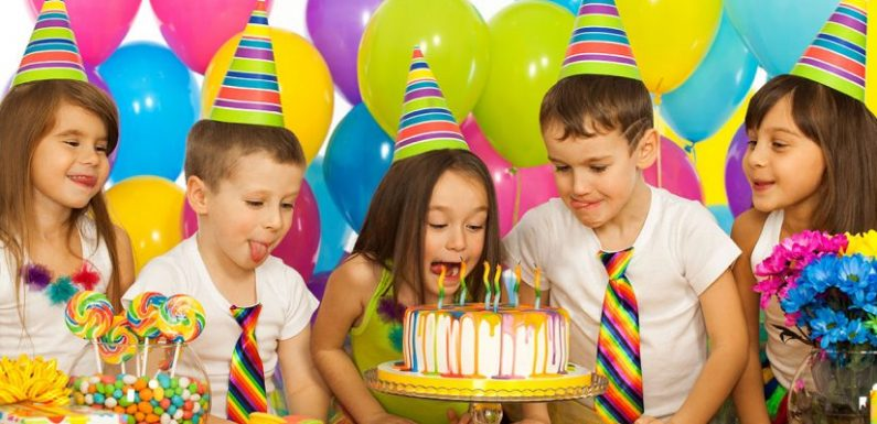 Exceptional ways to throw the mind-blowing birthday party