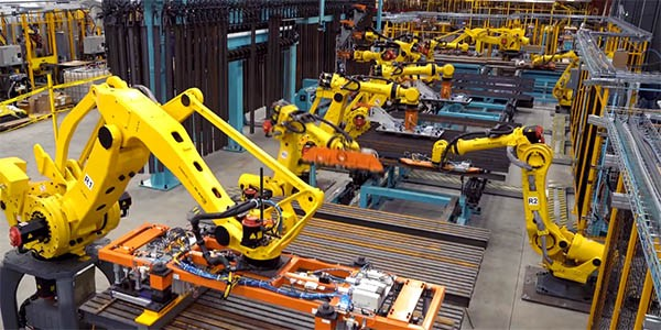 Material Handling Equipment Manufacturers